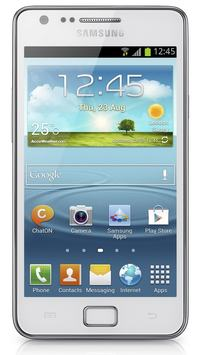 Samsung Galaxy S II Plus z Android 4.1.2 Jelly Bean
