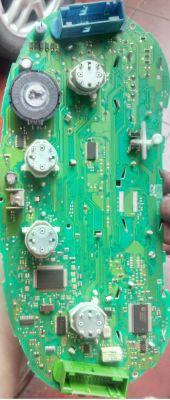 Skoda Octavia 1FL 2003 1.6Pb - Kod silnika BFQ, nie działa prękościomierze i ws