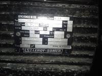 Pod��czenie silnika jednofazowego Leroy Somer