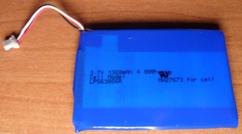 Philips HD CAM 295 - Wymiana akumulatora