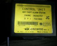 Daewoo Leganza 99r. - uszkodzona centralka alarmu