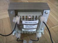 Transformator TELTO 2000V  - Niesamowicie si� grzeje, pobiera za du�o energii