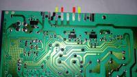 Electrolux EW1220N Solution - elektrozawór dostaje tylko 85V, silnik nie rusza