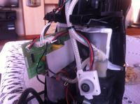 Dolce Gusto krups spalona elektronika, prośba o identyfikacje podzespołu