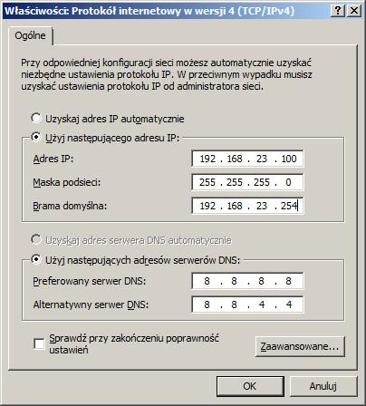Linksys WRT54GL - Wireless Client - konfiguracja