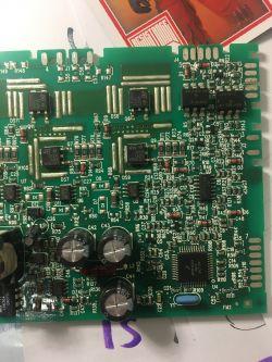 Electrolux EDH 97981W - uszkodzony moduł sterowania