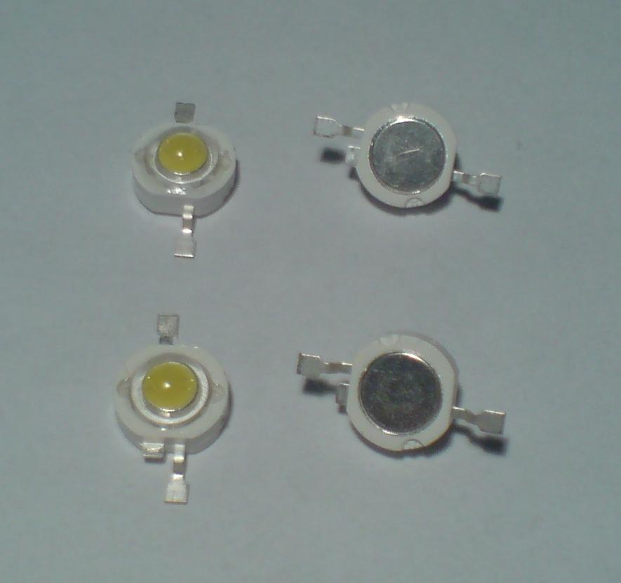 Jak przylutowa� diody mocy do radiatora/p�ytki?