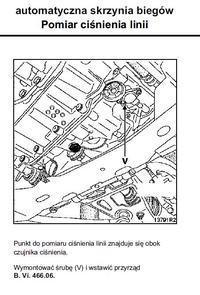 Renault Megane Scenic - automatyczna skrzynia biegów DP0