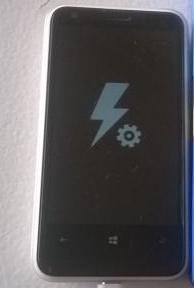 Nokia Lumia 620 tryb serwisowy?