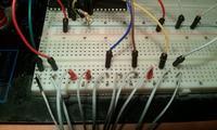 AVR - Atmega16A pierwszy program.