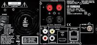 Panasonic TX48AS640E + PianoCraft + Med8er - podłączenie