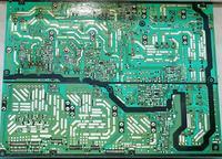 NEC MultiSync P701 - Nie startuje - wyłączył się nagle.