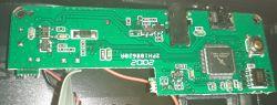 Chiński rejestrator jazdy w lusterku wstecznym (L179S-V03)
