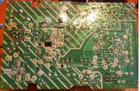 Jak uruchomić moduł zasilacza TNPIO7328 - grzeje się jedna część