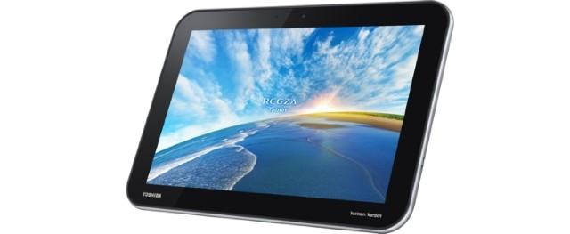 Toshiba Regza At703 - tablet z Tegra 4 i ekranem 2560 x 1600 w sprzeda�y