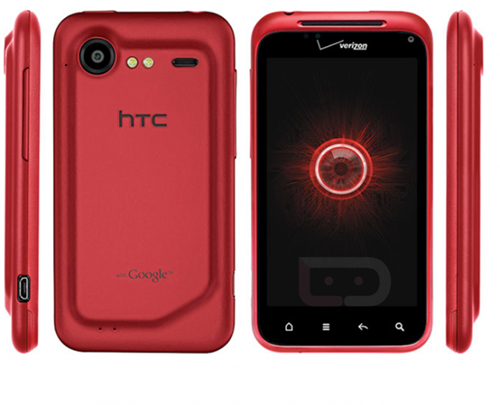 HTC Droid Incredible 2 Red wkr�tce w sprzeda�y