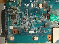 Sony VGN-NR38E - Nie dzia�aj� przyciski pod touchpadem.