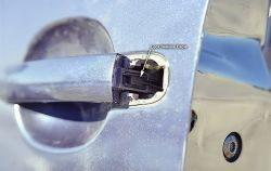 VW Passat B5 '97 - Zablokowane drzwi pasażera
