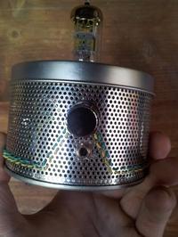 Słuchawkowy wzmacniacz lampowy ECC82