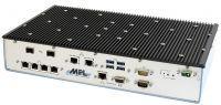 MPL MXCS-1 - pasywnie chłodzony serwer z 16-rdzeniowym Xeon w obudowie 2U