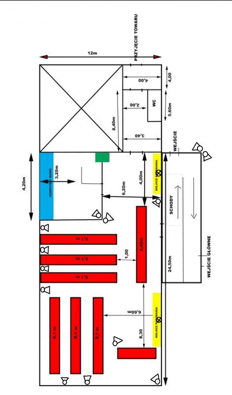 Monitoring do magazynu - chińczyk SANNCE SE-44SU0-44CC