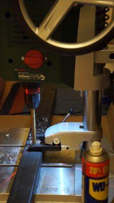Wiertarka stołowa do 1400zł - porównanie 2 modeli - czy warto?