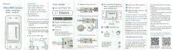 Sonoff - internetowy przekaźnik IoT WiFi - testy, opinia, uruchomienie