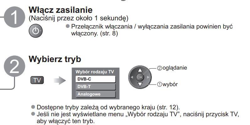 czy panasonic tx-p42s10e obs�uguje DVB-C