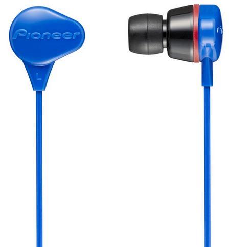 Pioneer SE-CL331 - wodoodporne słuchawki douszne do biegania, gimnastyki