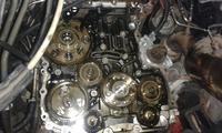 Sprinter 906 2.2 cdi 2011r - Ustawienie rozrz�du w silniku A651