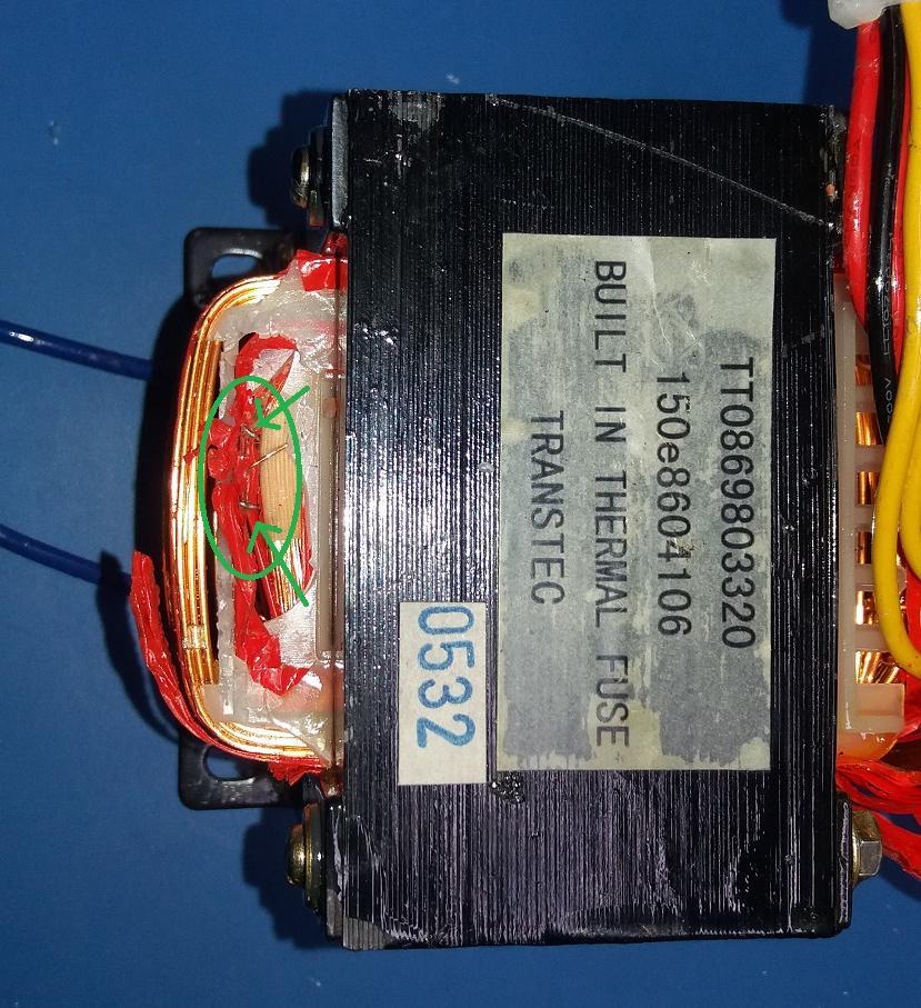 jbl balboa sub 230 transformator thermo fuse. Black Bedroom Furniture Sets. Home Design Ideas