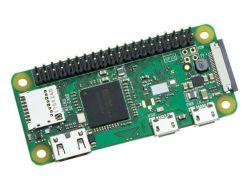 Raspberry Pi Zero WH - Raspberry Pi Zero W z wlutowanym złączem HAT