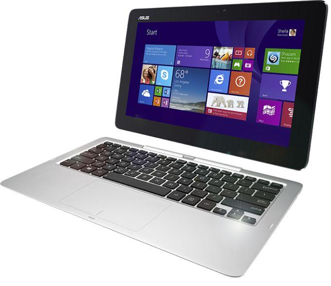 ASUS T200TA - 11.6-calowy konwertowalny tablet z Windowsem 8.1.