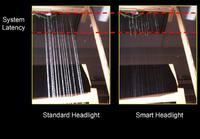 Inteligentny reflektor samochodowy poprawi widoczno�� w czasie opad�w