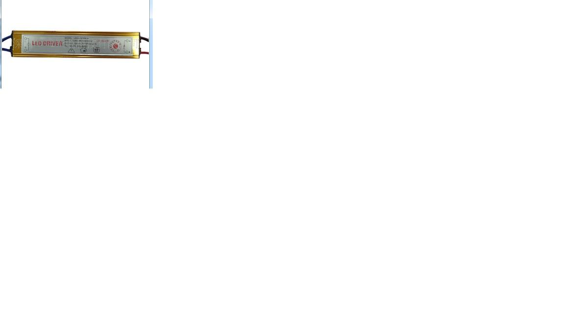 Budowa o�wietlenie akwarium - LED.