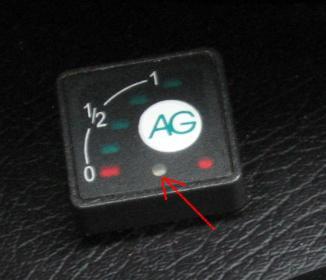 Cirtoen C5 LPG - Prze��cznik LPG