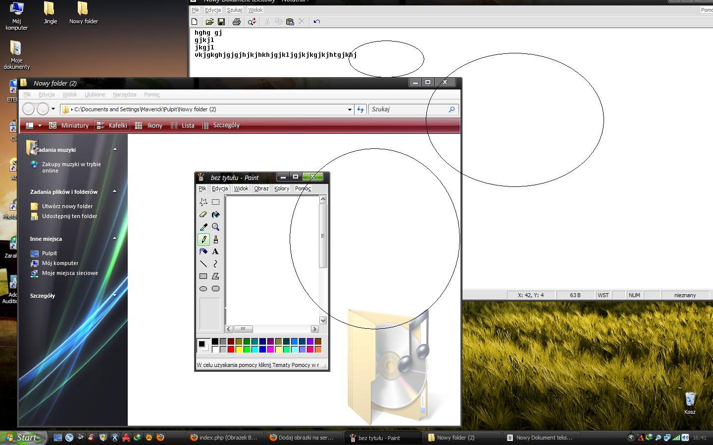 Dziwny problem z wy�wietlaniem obrazu, geforce 8600GT