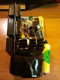 tg430-u15 - bezpiecznik wybucha po wstepnej naprawie