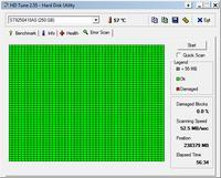 Komputer zawiesza się przy starcie systemu Laptop Compaq presario c061 win 7 64b