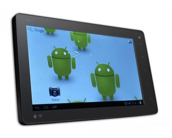 Pierwszy tablet z Androidem Ice Cream Sandwich za mniej ni� 100 dolar�w