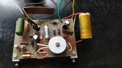 Elektryzator typ EB75 nie działa