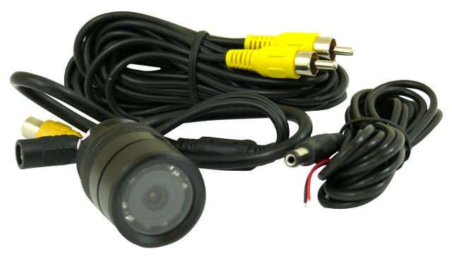AVN, S100, Podlaczenie kamery cofania do radia - brak obrazu