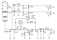 Ładowarka do akumulatora żelowego 12V - dobry schemat znalazłem?