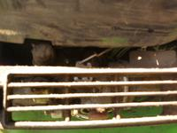 Kosiarka spalinowa AeroStar , Tecumseh - wysokie obroty.