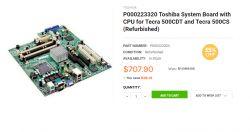 Toshiba Tecra 500CS - Zablokowany hasłem biosu!