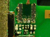Modem Huawei E3131 - ułamana rurka gniazda antenowego
