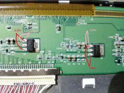 LG L194WT - Monitor włącza się lecz jest biały ekran.