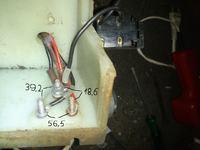 silnik elektryczny od szlifierki buczy nie kręci