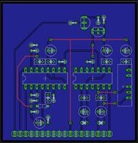 Przetwornica buck step down, ładowanie akumulatora 12V, panel słoneczny Vmpp 70V
