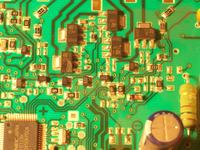 BOSCH SRS55T02EU - Nic nie działa, ogólna blokada